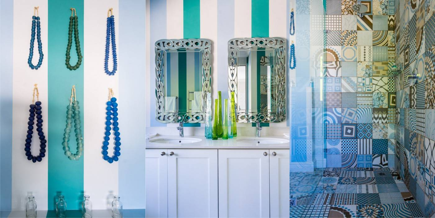 Bathroom design The Painted Door Design Company